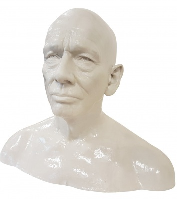 John Kavanagh 3D Printed Bust