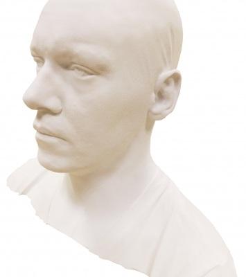 Jonathan Rhys Meyers 3D Print