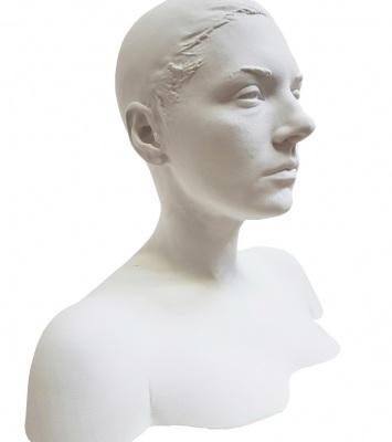 Katheryn Winnick 3D Print
