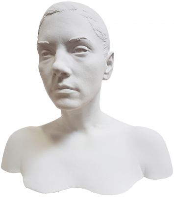 Katheryn Winnick 3D Print Viking