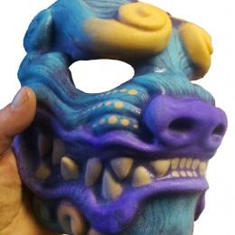 Mask Full Colour Print