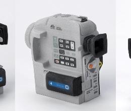 3D Printed Set Prop Video Camara