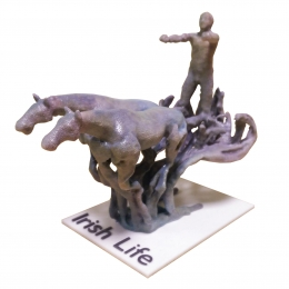 Chariots Of Life Statue