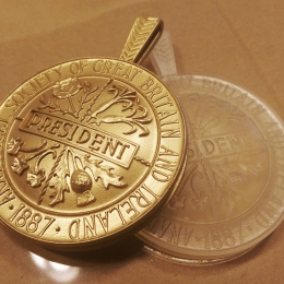 RCSI Medal Replica