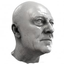 Pat Kenny - 3D Scan Render