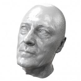 Pat Kenny - 3D Scan Mesh