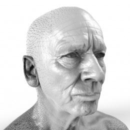 John Kavanagh - 3D Scan Mesh