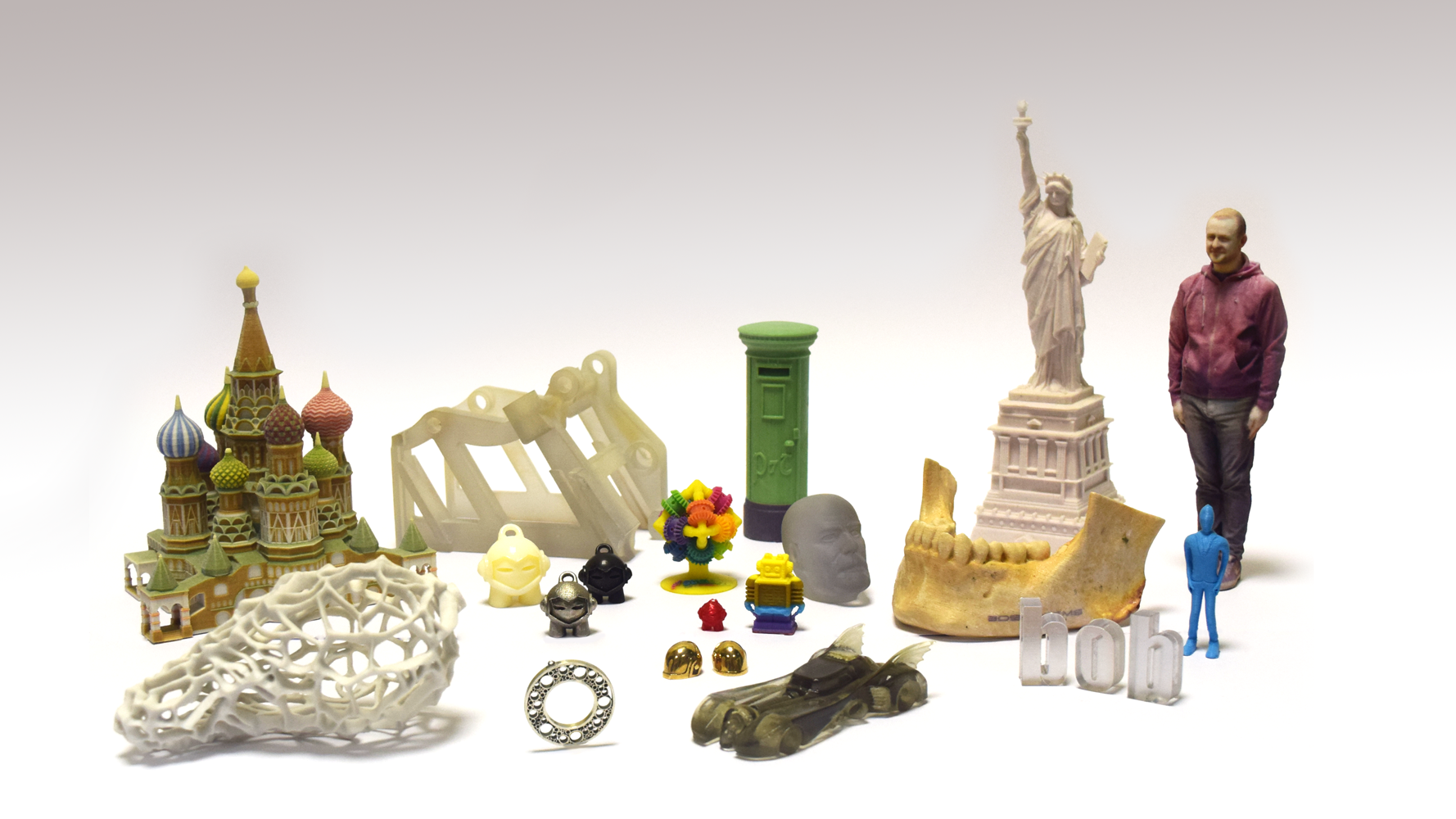 Stratasys Objet 30 Pro polyjet printing, 3D Systems Projet 480 Full colour powder print, 3D Scanning, Metal 3D Printing, Jewellery, Bespoke Models, Engineering, Architectural, Medical