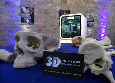 3D Printing & Scanning Events classes demonstrate showcase