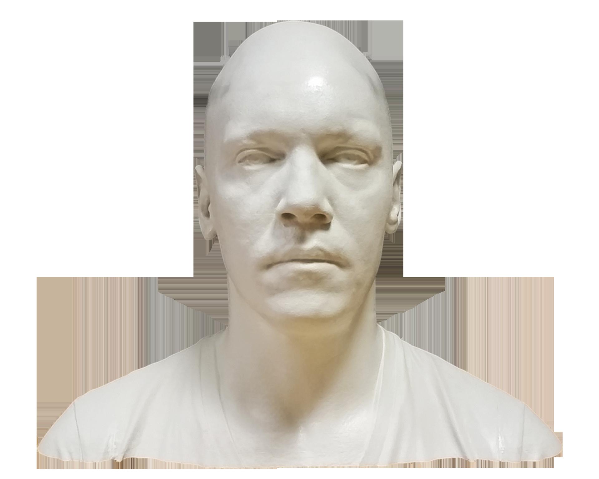 jonathan rhys meyers 3D Printed
