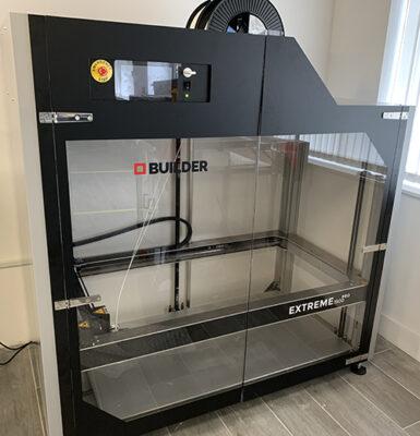 Large Format 3D Printing Dublin