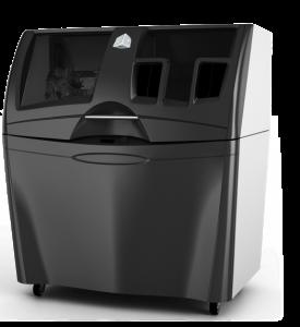 COLOUR JET 3D PRINTING - PROJET CJP 460PLUS