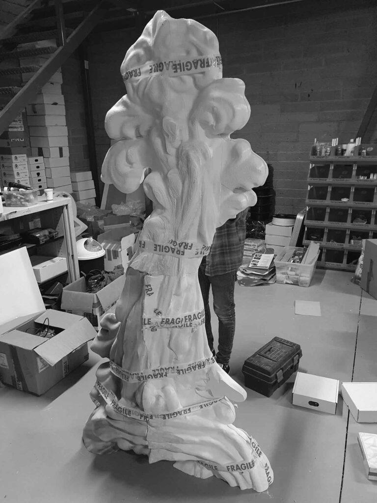 3D Print Post Processing